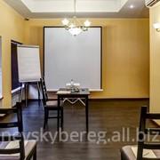 Услуги про размещении: Конференц-зал/Банкетный зал фото