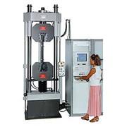 Статические сервогидравлические испытательные машины серии LFSV 50 - 1000 кН, Точность измерений согласно ISO 7500 - 1, класс 0.5 фото