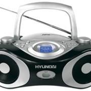 Магнитолы Hyundai H-1403 black фото