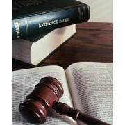 Услуги по проведению процедуры банкротства