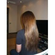 Наращивание славянских волос фото
