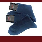 Мужские носки удлиненные, классические, элегантные. Большой ассортимент фото