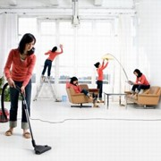 Наружная уборка офисов фото
