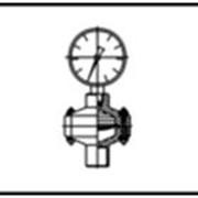 Манометр AGRU Z700 PVDF (ПВДФ) DN 25-32 мм фото