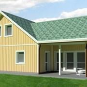 Каркасный дом «ОСЛО» фото