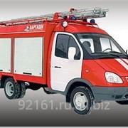 Автомобиль первой помощи АПП-3 ГАЗ-3302 фото