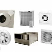 Монтаж систем вентиляции и кондиционирования воздуха фото