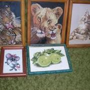 Вышивание картин фото