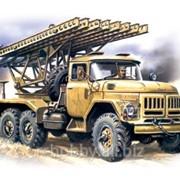 Модель ICM 1/72 BM-13-16 Реактивная система залпового огня