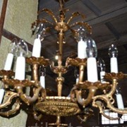 Старый светильник фото