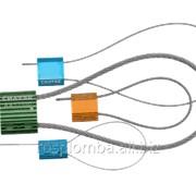Пломба тросового типа для опечатывания автотранспорта и контейнеров Малтилок Кэйбл Сил 1,0 фото