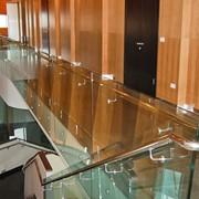 Ограждения балконов, лестниц фото