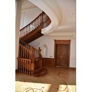 Лестница дизайн D027