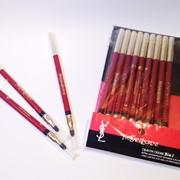 Карандаш для губ и глаз YSL Crayon Creme 2в1