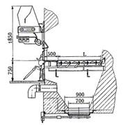 Топка полумеханическая ЗП-РПК-2-1800 1525 фото