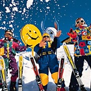 Услуги горнолыжные, Услуги в спортивной сфере, Спорт и отдых фото