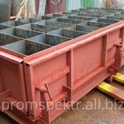 Формы для производства пеноблоков (блоков) фото