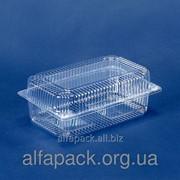 Одноразовая блистерная упаковка ПС-120, 230*130*78 фото