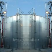Производство ёмкостей для топливно-энергетической промышленности фото