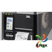 Принтер этикеток TSC MX240 термотрансферный 203 dpi, LCD, Ethernet, USB, USB Host, RS-232, LPT, кабель, сенсорный экран, 99-051A001-00LF фото