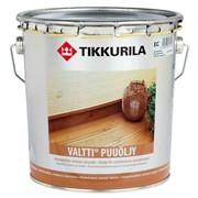 Бесцветное масло для террасной доски tikkurila valtti 2.7л фото