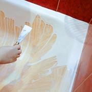 Реставрация ванн стакрилом фото