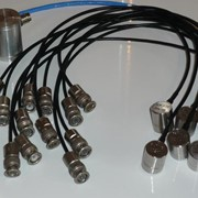 Датчик акустической эмиссии (Пьезопреобразователь акустической эмиссии) фото