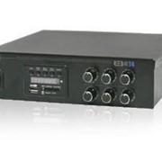 Профессиональный микшер-усилитель с встроенным MP3 / FM модулем CVGaudio ReBox T4 фото