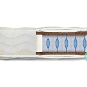 Ортопедический матрас Askona Cosmos Sleep Style - размер: 120x186 фото