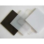 Монолитный поликарбонат 4 мм. Все цвета. фото