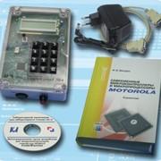 """Стенд ЛС-4 для изучения 16 разрядных микроконтроллеров 68HCS12 фирмы """"Motorola"""" фото"""