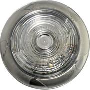 Светодиодный светильник с датчиком движения и света 8Вт (серебро) фото