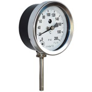 Термометры биметаллические ОСНОВА Т.2 фото