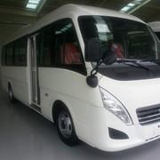 Новая модель автобусов DAEWOO в России фото