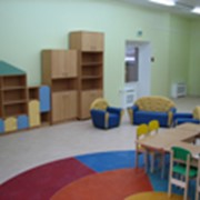 Детская мебель для дошкольных учреждений фото