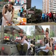 Аренда полевых кухонь КП-130, КП-125,КП-30,МК-10 фото