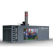 Блочно-модульная котельная ALFA 4,6 фото