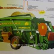 Раздатчик-измельчитель-смеситель кормов фото