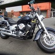 Мотоцикл чоппер No. B5808 Yamaha DRAGSTAR 400 CLASSIC фото