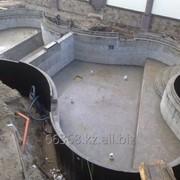 Бетон М400(B30) для колонн, для бассейнов, банковских хранилищ фото