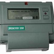 Счетчик электроэнергии однофазный многотарифный «Меркурий 200.02» фото