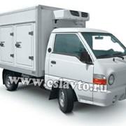 ГАЗ; HYUNDAI; ISUZU; HINO с фургоном мороженица