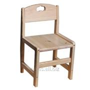 Детский стульчик растущий сосна 28-30-32 фото