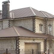 Наружная отделка зданий и фасадов фото