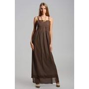 Платье длинное PLA-168-Шф.к фото