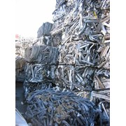 Лом габаритный стальной фото
