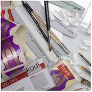 Материалы для наращивания и дизайна ногтей Kodi professional фото
