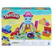 Play-Doh. Плэй-До Набор игровой Веселый Осьминог фото