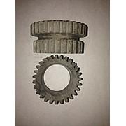 Блок зубчатых колес УГ9311.0200.053 п.21 (z=27/30) фото