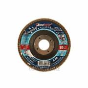 Круг лепестковый торцевой 115 х 22 14А Р 60, арт. 4591 фото